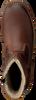 Cognacfarbene OMODA Stiefeletten 530078 - small