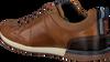Cognacfarbene GAASTRA Sneaker BAYLINE DBS  - small