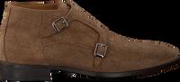 Taupe MAZZELTOV Business Schuhe 4144  - medium