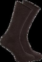 Schwarze MARCMARCS Socken GWEN  - medium