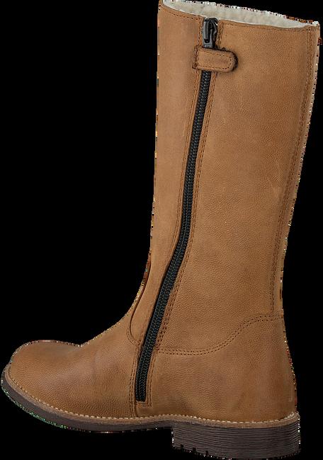 Cognacfarbene OMODA Hohe Stiefel OM119601  - large