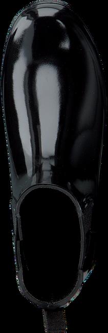 Schwarze HUNTER Gummistiefel ORIGINAL REFINED CHELSEA GLOSS - large