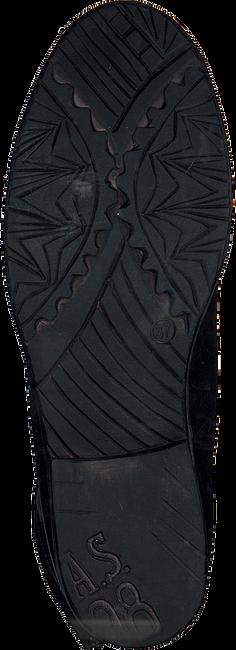 Schwarze A.S.98 Stiefeletten 207264  - large