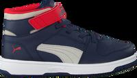 Blaue PUMA Sneaker high PUMA REBOUND LAYUP SL V INF/PS  - medium