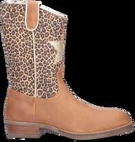 Cognacfarbene HIP Hohe Stiefel H1845  - medium