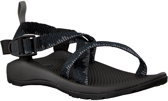 Blaue CHACO Sandalen Z/1 KIDS  - large