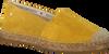 Gelbe FRED DE LA BRETONIERE Espadrilles 152010079  - small