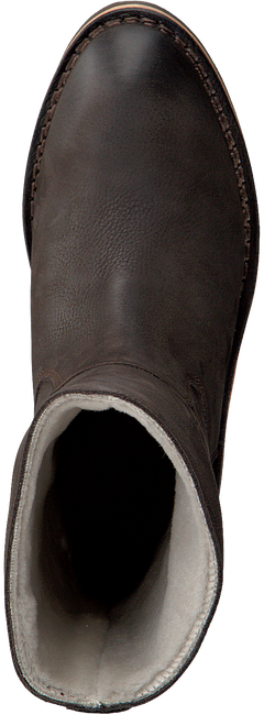 Cognacfarbene SHABBIES Stiefeletten 181020294 SHS0787  - large