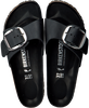Black BIRKENSTOCK PAPILLIO shoe MADRID BIG BUCKLE  - small