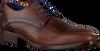 Braune BRAEND Business Schuhe 16318  - small
