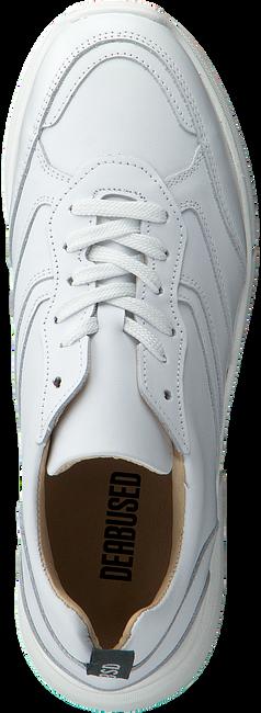 Weiße DEABUSED Sneaker 7530  - large