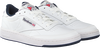 Weiße REEBOK Sneaker CLUB C 85 MEN - small
