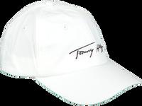 Weiße TOMMY HILFIGER Kappe SIGNATURE CAP  - medium