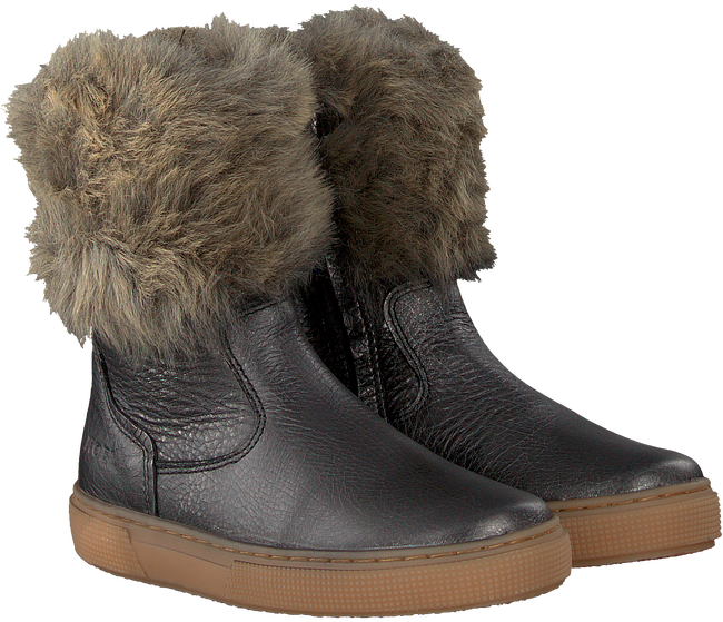 Silberne KOEL4KIDS Ankle Boots KO667  - large