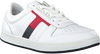 Weiße TOMMY HILFIGER Sneaker CORE MATERIAL MIX SNEAKER - small