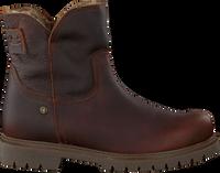 Braune PANAMA JACK Ankle Boots BRESCIA B2 - medium