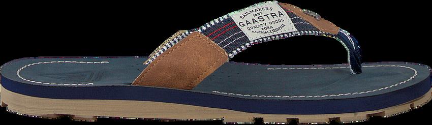 Blaue GAASTRA Pantolette GERTON  - larger