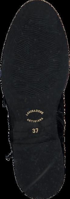Schwarze MARIPE Schnürboots 29203  - large