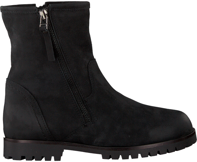 Schwarze OMODA Ankle Boots 8714 - large