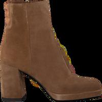 Camelfarbene NOTRE-V Chelsea Boots B4254  - medium