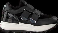 Schwarze RUCOLINE Sneaker 4075 NATURE SUEDE  - medium
