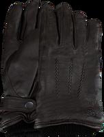 Schwarze GREVE Handschuhe 9721 - medium