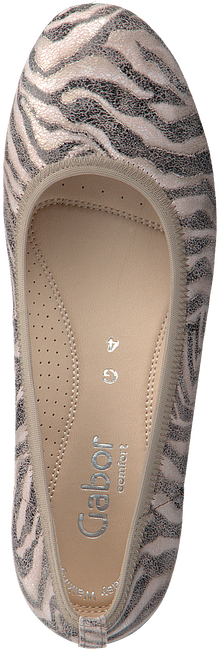 Beige GABOR Slipper 641 - large