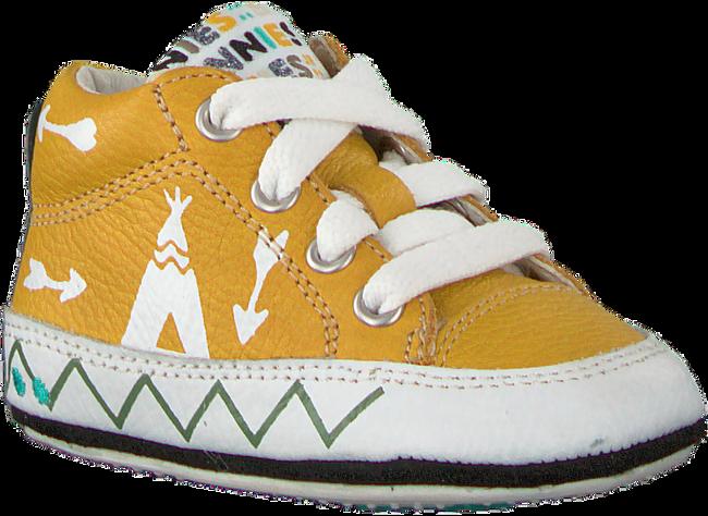 Gelbe BUNNIES JR Sneaker ZUKKE ZACHT  - large