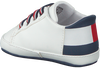 Weiße TOMMY HILFIGER Babyschuhe LACE-UP SHOE  - small
