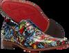 Mehrfarbige/Bunte REHAB Business Schuhe FRED BROOD  - small