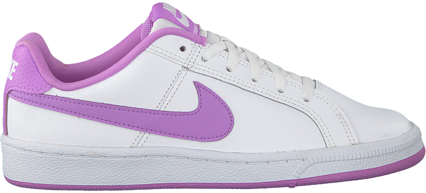 Weiße NIKE Sneaker COURT ROYALE (GS)  - larger