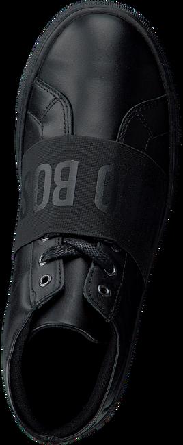 Schwarze BOSS KIDS Sneaker J29194  - large