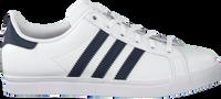 Weiße ADIDAS Sneaker COAST STAR J  - medium