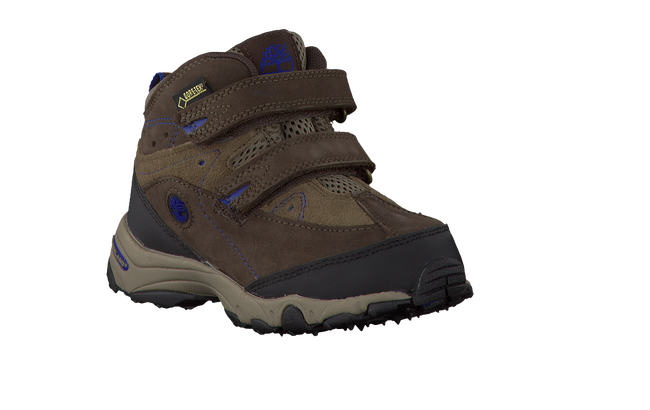 Braune TIMBERLAND Sneaker TRAIL FORCE WP - large