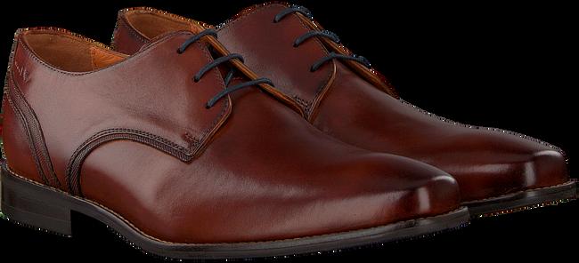 Cognacfarbene VAN LIER Business Schuhe 1956500  - large
