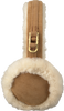 Cognacfarbene UGG Ohrenwärmer U1023 - small