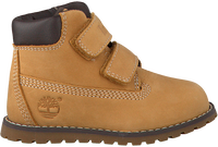 Camelfarbene TIMBERLAND Ankle Boots POKEY PINE H&L - medium