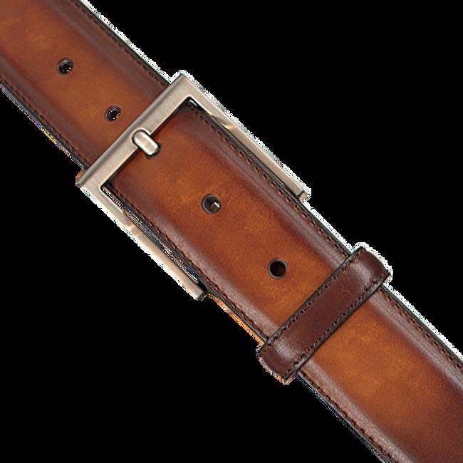 Cognacfarbene MAGNANNI Gürtel 1078 - large