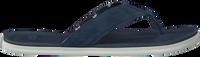 Blue UGG shoe BEACH FLIP  - medium