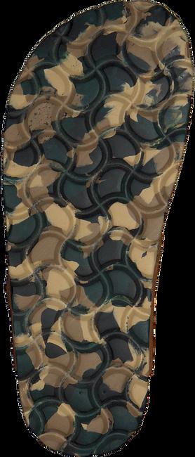 Cognacfarbene DEVELAB Pantolette 48129 - large