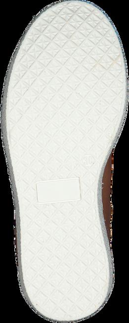 Cognacfarbene KIPLING Sneaker DAVY - large