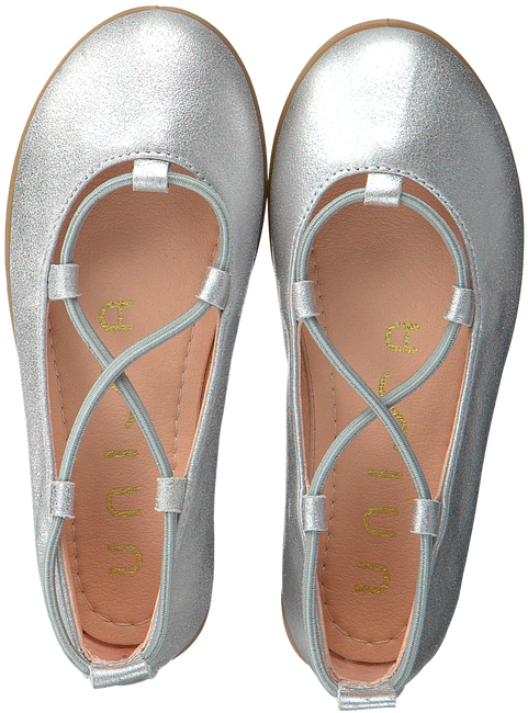Silberne UNISA Ballerinas SEIMY  - large
