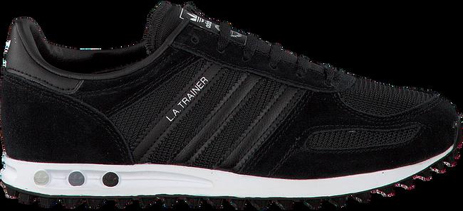 Schwarze ADIDAS Sneaker LA TRAINER J - large