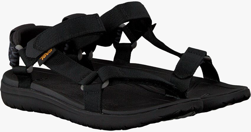 Black TEVA shoe SANBORN UNIVERSAL  - larger