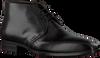 Schwarze GIORGIO Business Schuhe HE50228 - small