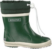 Grüne BERGSTEIN Gummistiefel WINTERBOOT  - medium