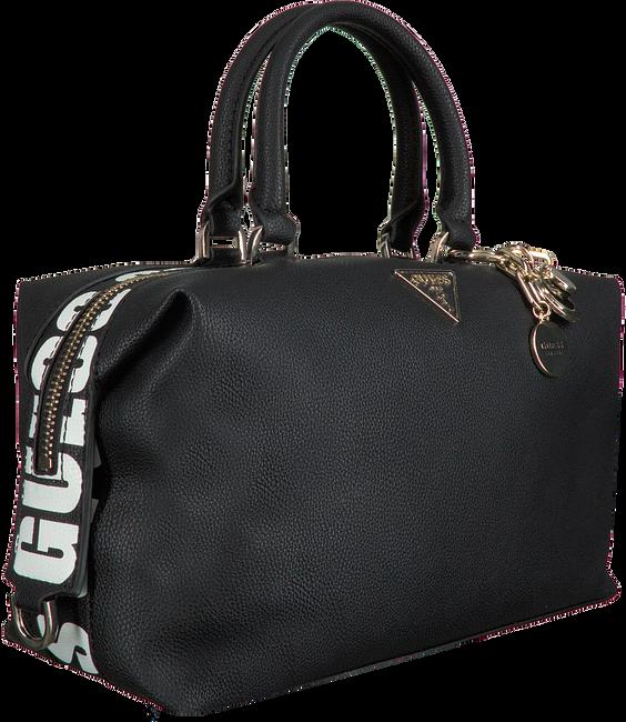 Schwarze GUESS Handtasche NARITA  - large