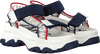 Blaue TOMMY HILFIGER Sandalen POP COLOR HYBRID  - small