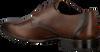 Cognacfarbene MAZZELTOV Business Schuhe 3753  - small