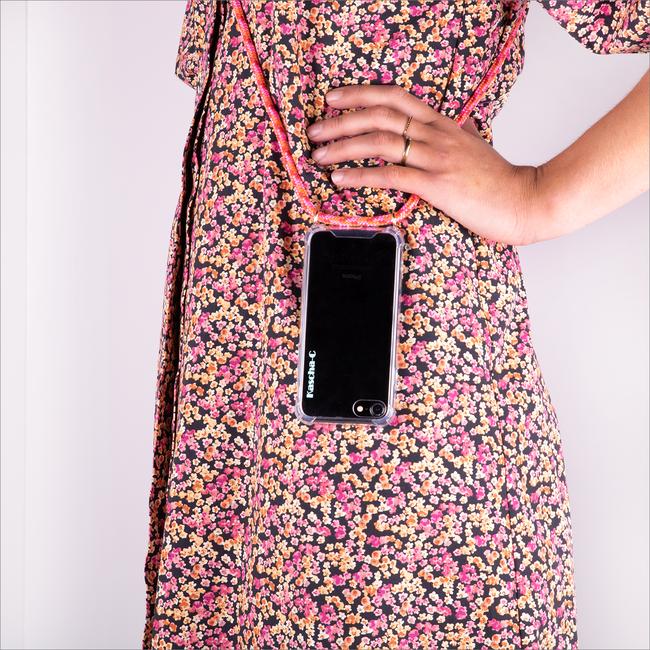 Rosane KASCHA-C Handy-Schutzhülle PHONECORD IPHONE X MAX  - large